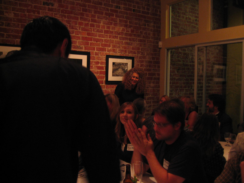 Jeff Maranhas and Pookie (foreground)
