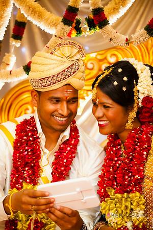 Sophie & Ajanthanath - Mariage hindou
