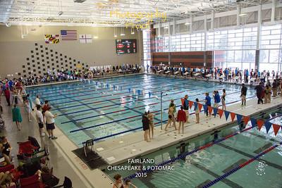 YMCA SWIM MEET SUB-DIVISION CHAMPIONSHIPS