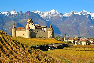 Plaine du Rhône - Vaud
