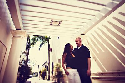Barbara and Aaron : One Year