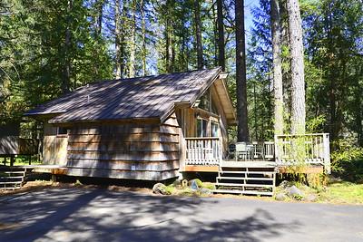 Pappy's Cabin Wildwood, Oregon