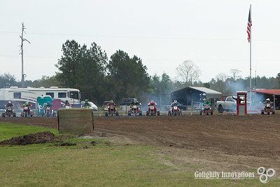 2019 Winter 3Wheeler National @ Waldo MX