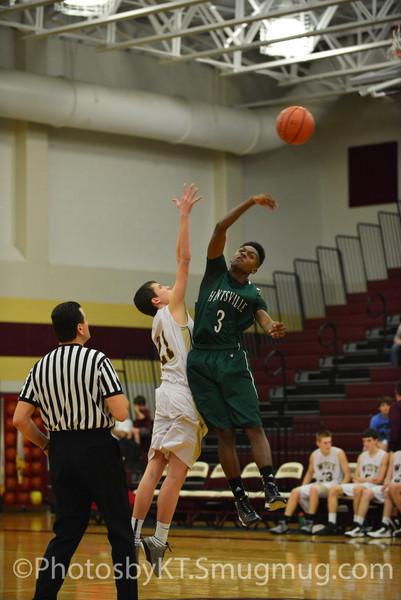MWJV vs Huntsville Basketball