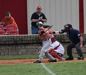 Waverly JV Baseball vs Minford - March 30,  2016