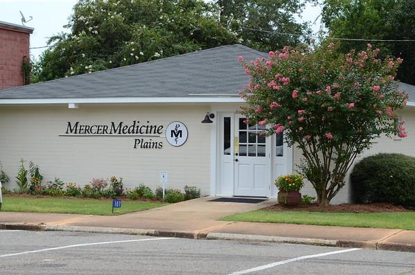 Mercer Medicine in Plains, Georgia