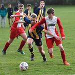 Football U16 v Geleblands, March 12th 2020