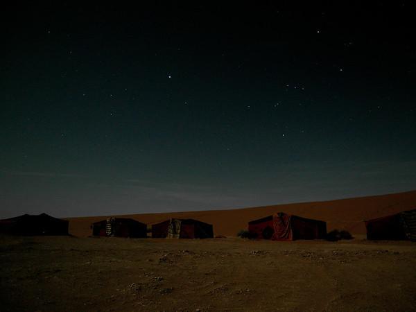 Le ciel vu du Maroc