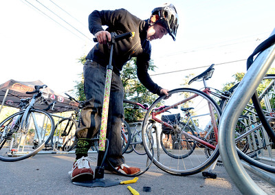Photos: Bike to Work Day in Boulder and Longmont