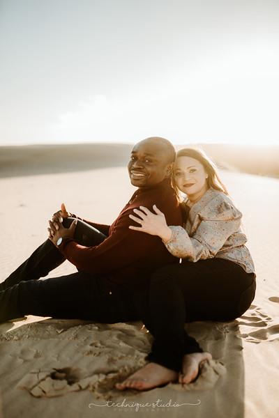 Fiston & Monique