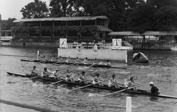 Rowing as a Mercenary:  ULBC, RCRC, TRC