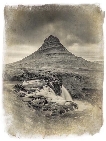 Mountain Kirkjufell  Photography by Wayne Heim