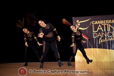 ReggaetonerasLatin Dance AustraliaReggaeton
