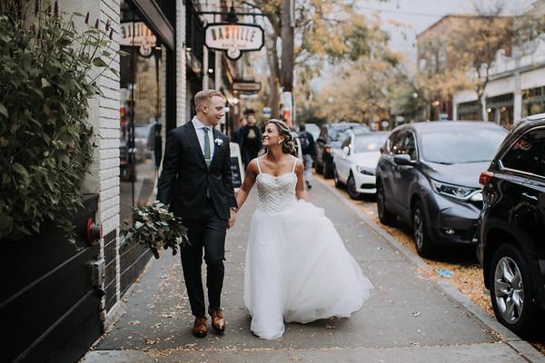 Hotel Ballard Wedding | Kevin and Paige | Seattle Wedding Photographer