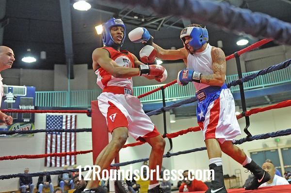 Thomas Mattice (SABA) vs Angel Figueroa (Freddie's B.C.)  141 Pounds-Open  Bout # 9