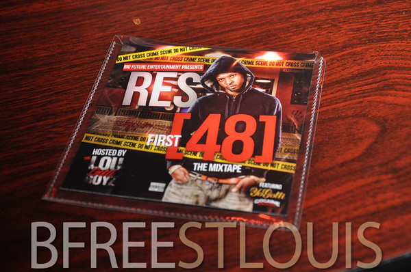 (07.05.2013) FIRST48 MIXTAPE RELEASE PARTY f/ RES @ THE LOFT NIGHTCLUB