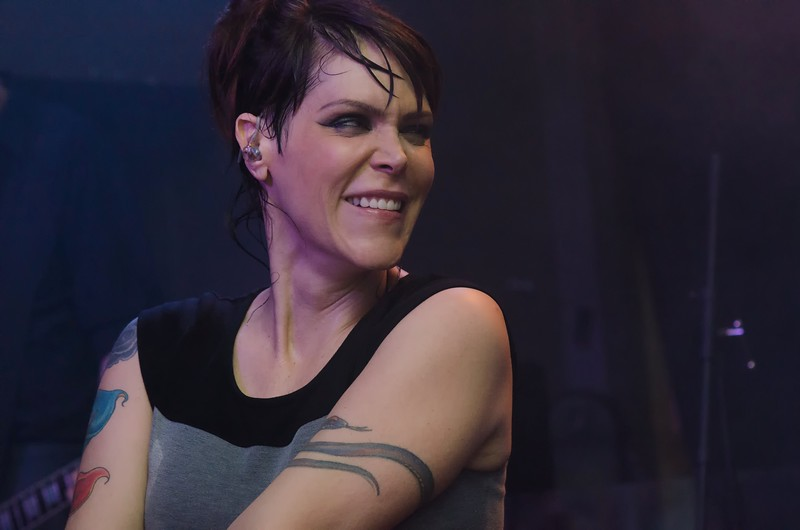 BETH HART  AT THE BLOCKLEY IN PHILADELPHIA