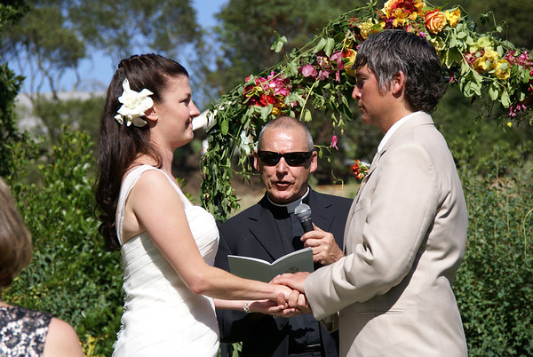 Carly and Charlie Ceremony