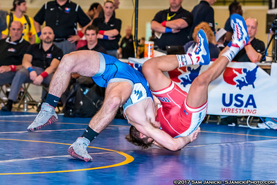 2017 UWW Cadet & University Nationals