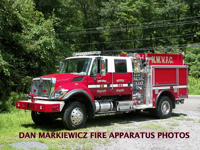 Schuylkill County Fire Districts 10-19
