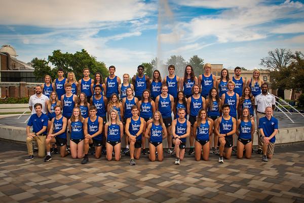 Cross Country team 2019