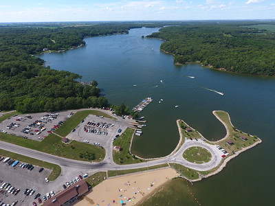 Lake Lou Yaeger Recreation Area & Campgrounds in Litchfield