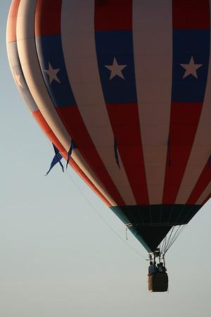 Vermont Balloon Rally 2009