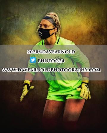 10/22/2020 - Girls Varsity Soccer - Exeter vs Portsmouth