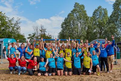 Molecaten NK Beach Handball 2016 Scheidsrechters & vrijwilligers