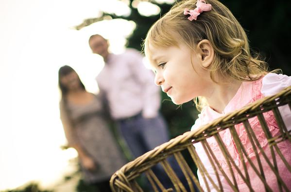 Portraits: Priebe Family