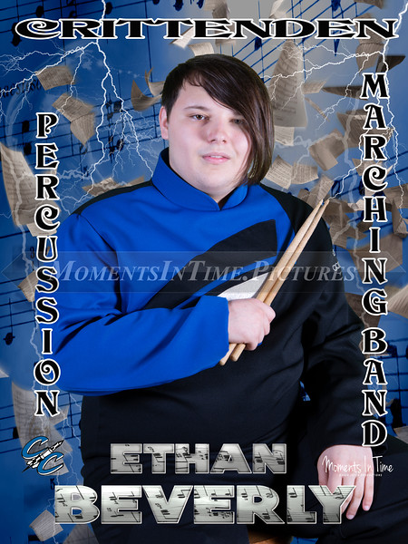 2020-2021 Band Banners