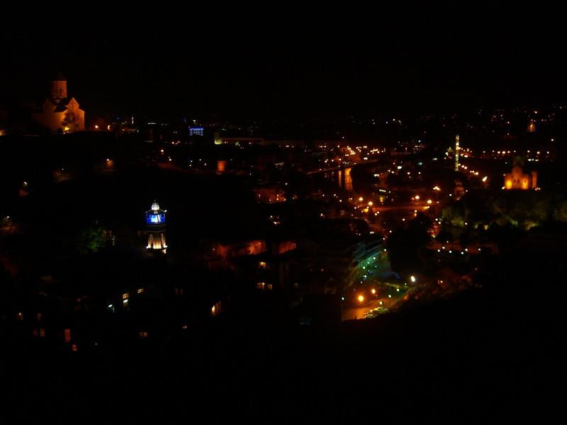 Night time - Tbilisi, Georgia
