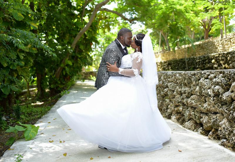 Krystal & Denario Wedding