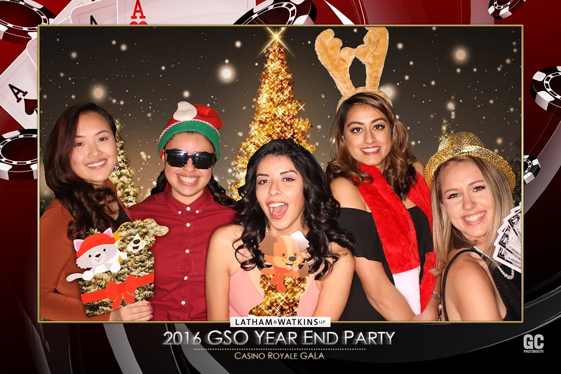 GSO Year End Party