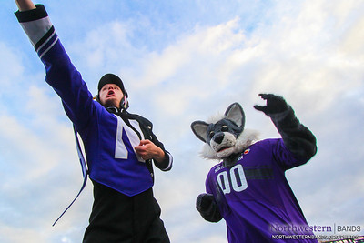 NUMB 2014-10-04 | Northwestern Football vs. Wisconsin