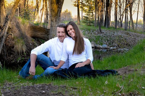 Kim & Daris Engagement Photos