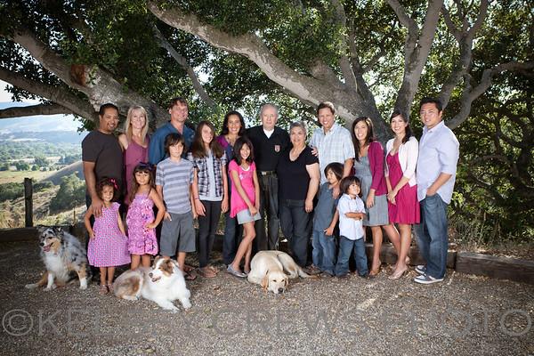 McCabe Family 2011
