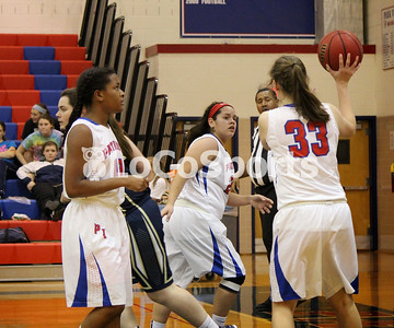 Girls Basketball: James Wood 71, Park View 28 by Mary Beth Pittinger on December 10, 2014