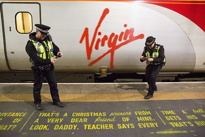 17/12/18 - Virgin Trains - It's a Wonderful Line