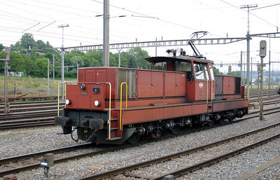SBB Class Ee 6/6