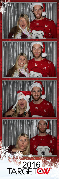 Target CW Holiday Party
