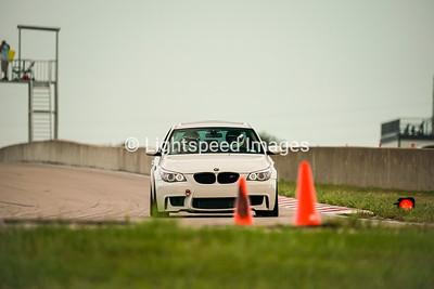 09 White BMW