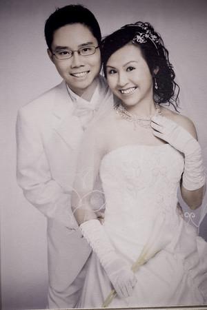 Frances & Ambrose Wedding - Sept 13th, 2008