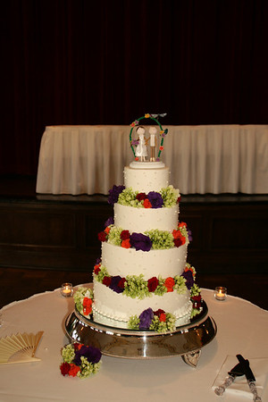 DECORATIONS, CAKE