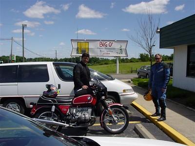 Summer 2004 Rides