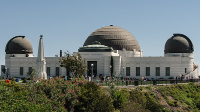 Los Angeles Griffith Observatory 2013