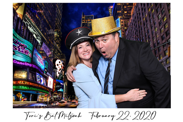 2020-02-22 - Tori's Bat Mitzvah