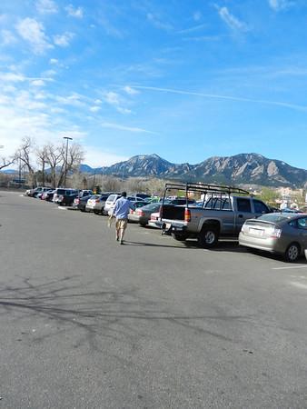 Boulder CO Tourist