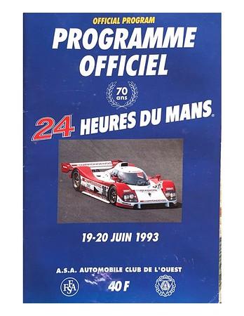 1995 Le Mans - McLaren win