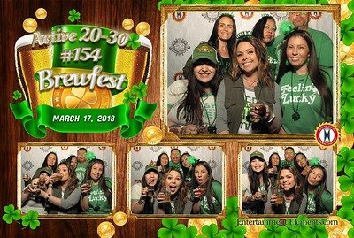 Active 20-30 #154 Annual Brewfest